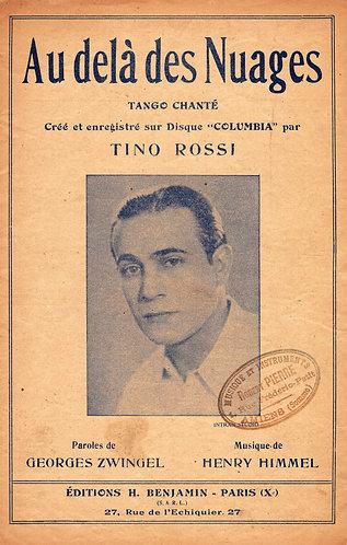 Tino Rossi   Henry Himmel   Au dela des Nuages   Chanson