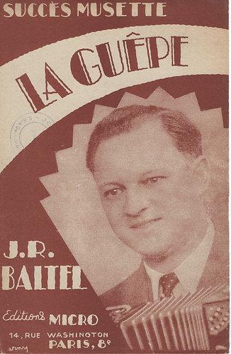 J.R. Baltel | Herazal | La Guepe | Piano | Accordion