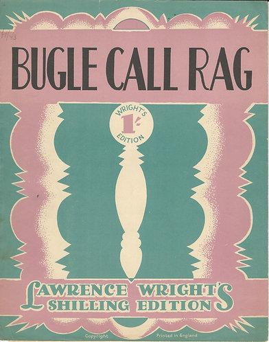 Jack Pattis   Billy Meyers   Bugle Call Rag   Piano   Vocals
