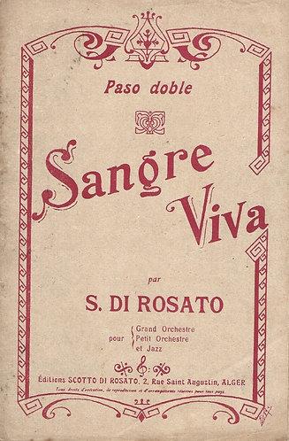 Scotto di Rosato | Sangre Viva | Orchestra