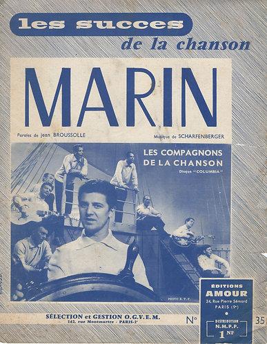 W. Scharfenberger | Les Compagnons de la Chanson | Marin
