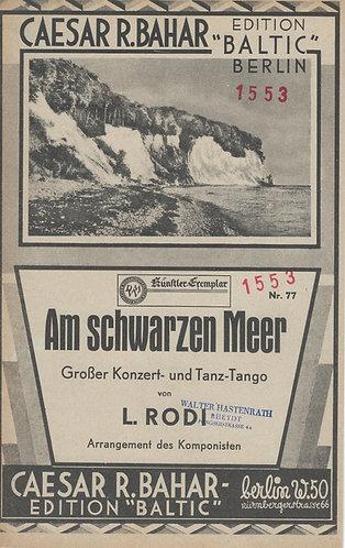 Georges Boulanger | Leo Rodi | Am schwarzen Meer | Orchestra