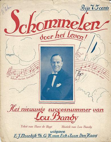 Lou Bandy | Schommelen door het leven | Piano | Vocals