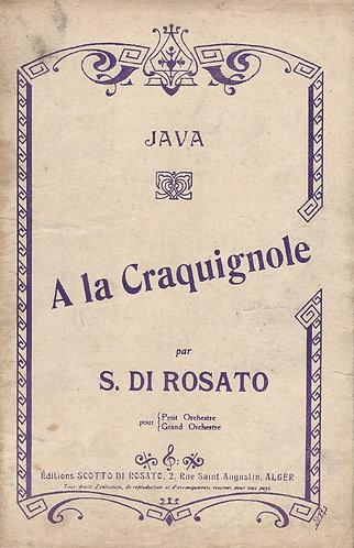 S. di Rosato   A La Craquignole   Piano