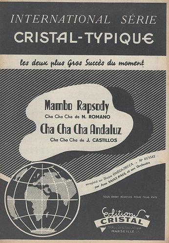 J. Castillos | Cha Cha Cha Andaluz | Accordion