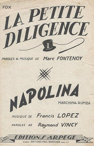 Marc Fontenoy | Napolina | Accordion | Violin | Vocals