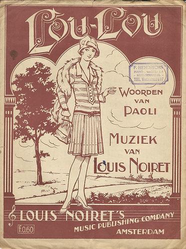 Louis Noiret | Lou Lou | Piano | Vocals