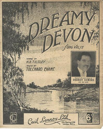Debroy Somers | Tolchard Evans | Dreamy Devon | Piano | Vocals