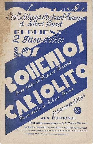 Albert Baret | Cariolito | Orchestra