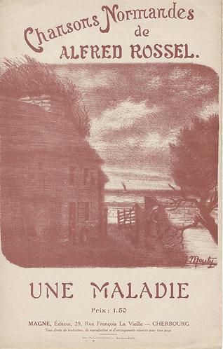 Alfred Rossel | Une Maladie | Chanson Normandes | Vocals