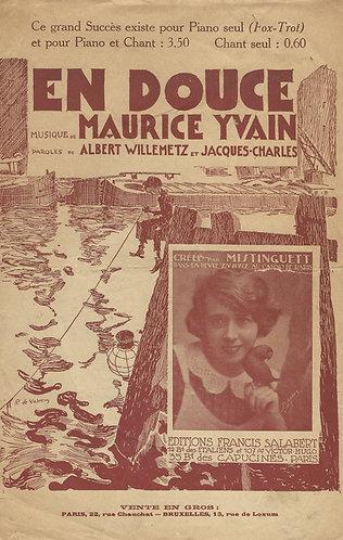 Maurice Yvain   Mistinguett   En Douce   Vocals