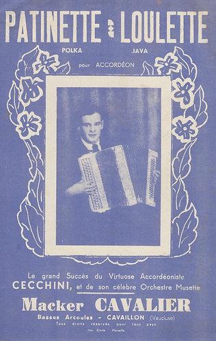 Macker Cavalier | Loulette | Accordion
