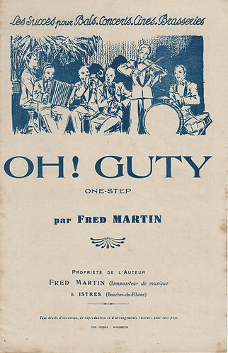 Fred Martin | Oh! Guty | Accordion | Violin