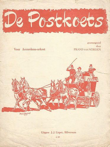 Jos Cleber | De Postkoets | Accordion