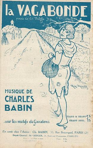 Charles Babin | Fredo Gardoni | La Vagabonde | Chant