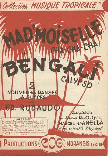 Ed. Rubaudo | Made'moiselle | Marcel d'Anella | Combo