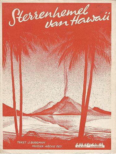 Archie Red   Sterrenhemel van Hawaii   Piano   Vocals