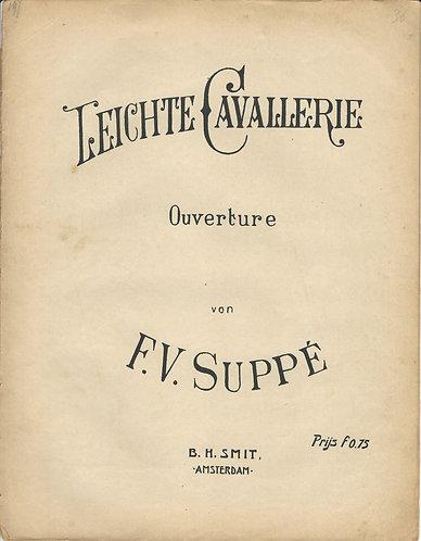 Franz von Suppé | Leichte Cavallerie | Piano