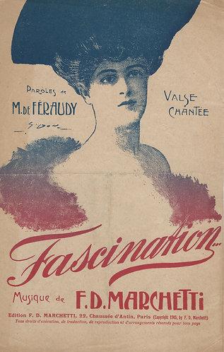 F.D. Marchetti | Fascination | Chanson