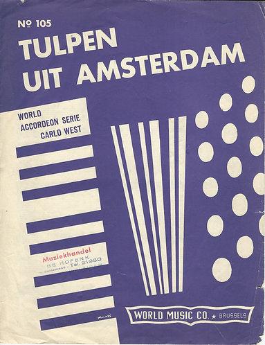 Ralf Arnic | Tulpen uit Amsterdam | Accordion
