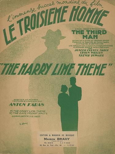 Anton Karas | Le Troisieme Homme | Piano