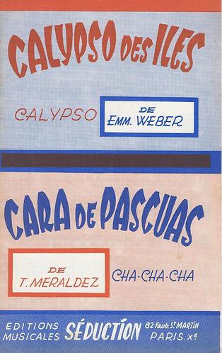 Emm. Weber | Calypso des Iles | Orchestra