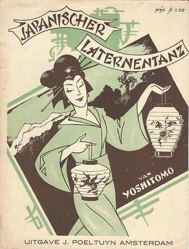 Yoshitomo | Japanischer Laternentanz | Piano