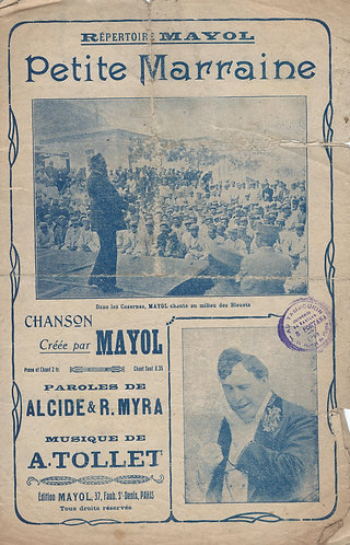 Mayol | A. Tollet | Petite Marraine | Chanson