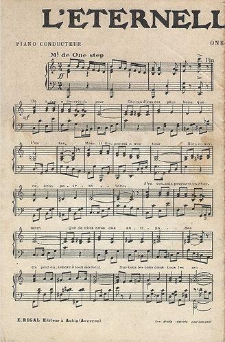 M. Rigal | L'eternelle Chanson | Orchestra