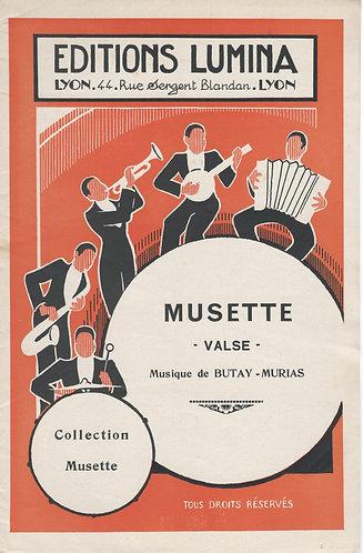 Butay | Murias | Musette | Accordeon | Violin