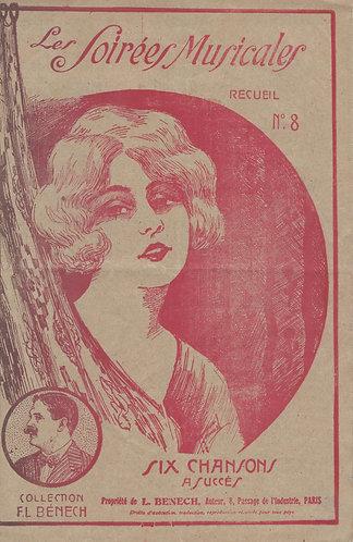 F.L. Benech | La Fille A Ma Concierge | Chanson