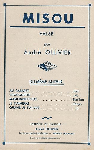 Andre Olivier | Misou | Orchestra
