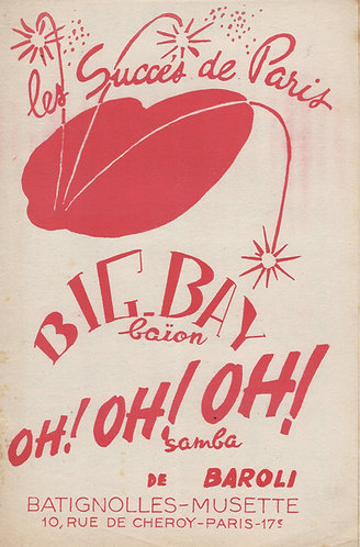 Baroli | Oh! Oh! Oh! | Accordion | Vocals