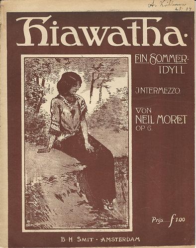 Neil Moret | Hiawatha | Piano