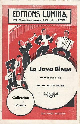 Balter | La Java Bleue | Accordeon