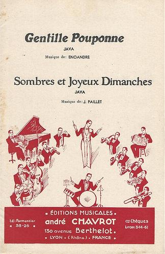 J. Paillet | Gentile Pouponne | Orchestra