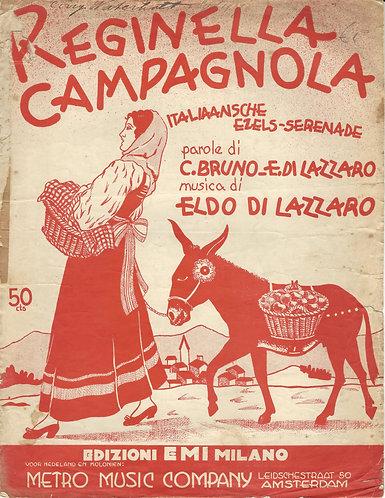 Eldo di Lazzaro | Reginella Campagnola | Piano | Vocals