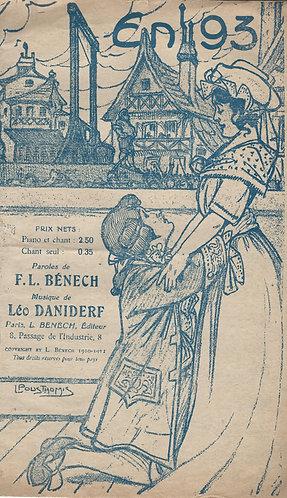 F.L. Benech   E. Dumont   En 93   Chanson