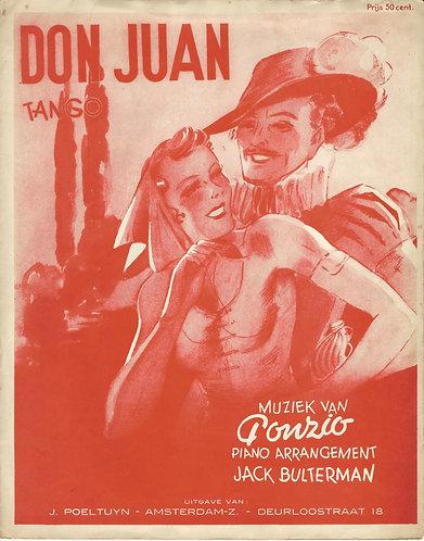 Jack Bulterman | Ponzio | Don Juan | Piano