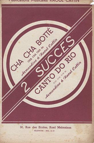 Armandino | Raoul Cattin | Canto do Rio | Combo