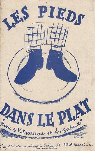 V. Marceau | Les Pieds dans le Plat | Piano