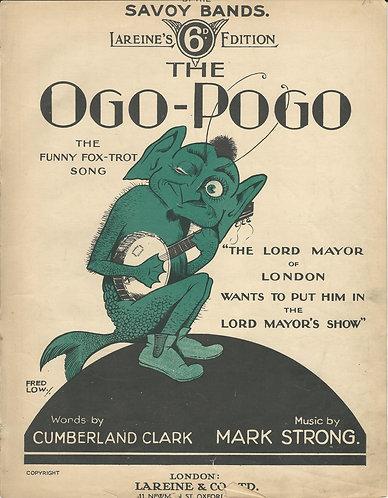 Mark Strong | The Ogo-Pogo | Piano | Vocals