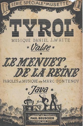 Daniel J. White | Tyrol | Piano