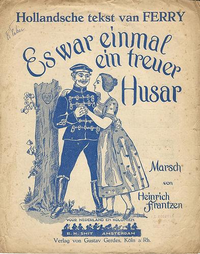 Heinrich Frantzen   Es war einmal ein treuer Husar   Piano   Vocals