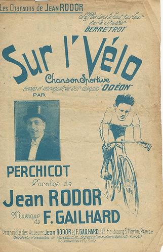 Perichot | Francois Gailhard | Sur l' Velo | Accordion | Vocal