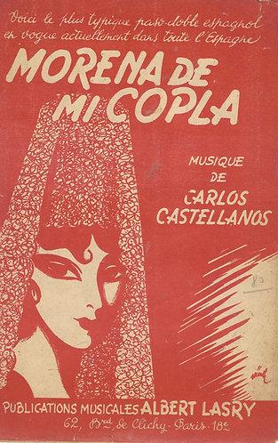 Carlos Castellanos | Morena de mi copla | Piano