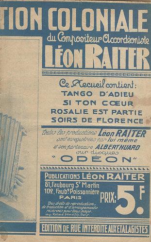 Leon Raiter | Si Ton Coeur | Chanson