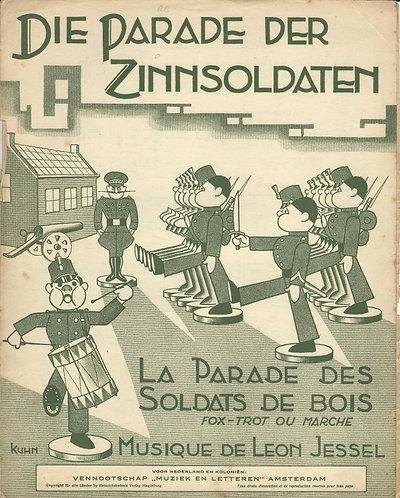 Leon Jessel   Die Parade der Zinnsoldaten   Piano