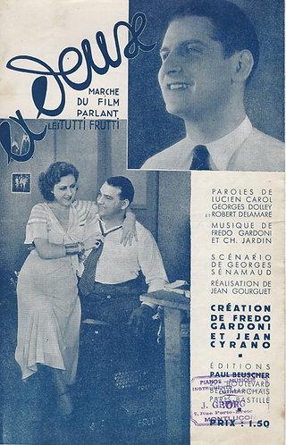 Fredo Gardoni | C.H. Jardin | Jean Cyrano | A Deux | Chanson