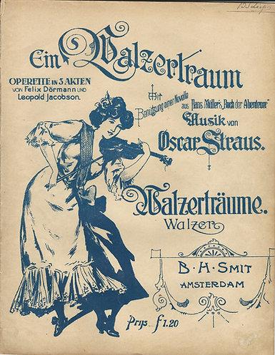 Oscar Straus   Ein Walzertraum   Piano